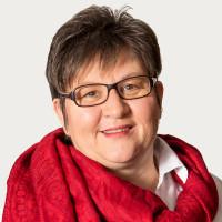 Porträtfoto von Hanni Baur