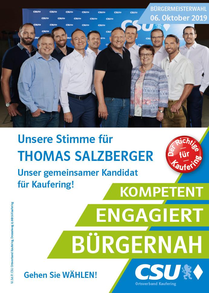 CSU Kaufering Salzberger